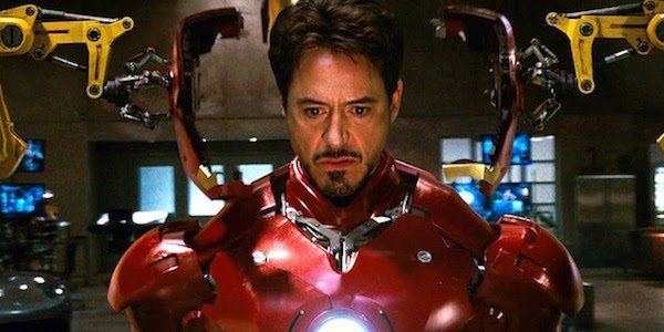 iron man movie 2008