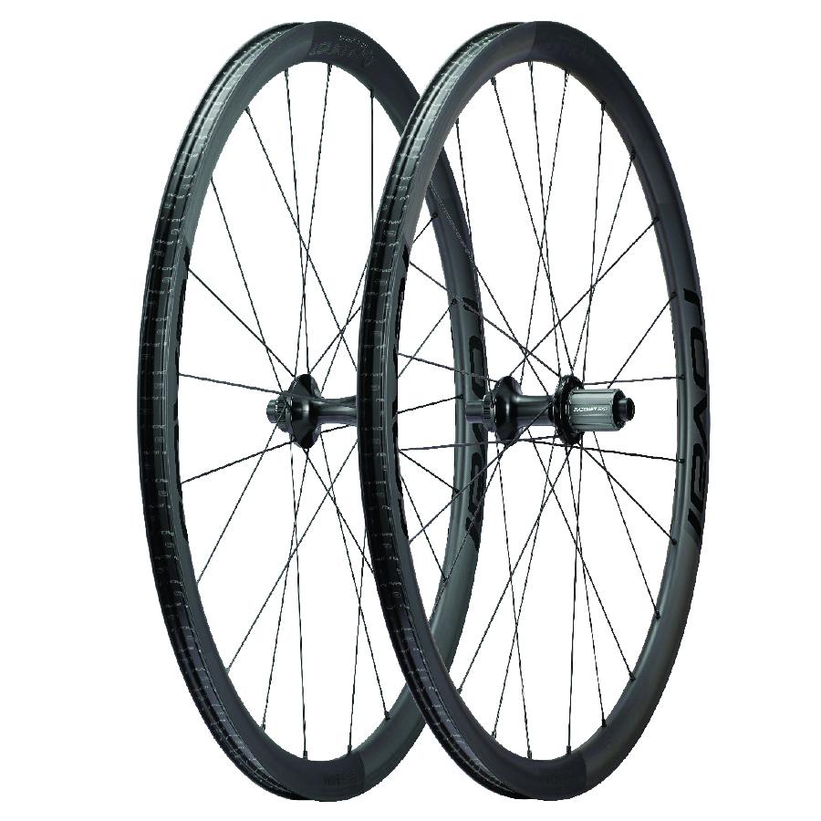RovalRoad Alpinist wheelset