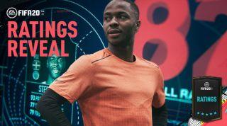 FIFA 20 ratings