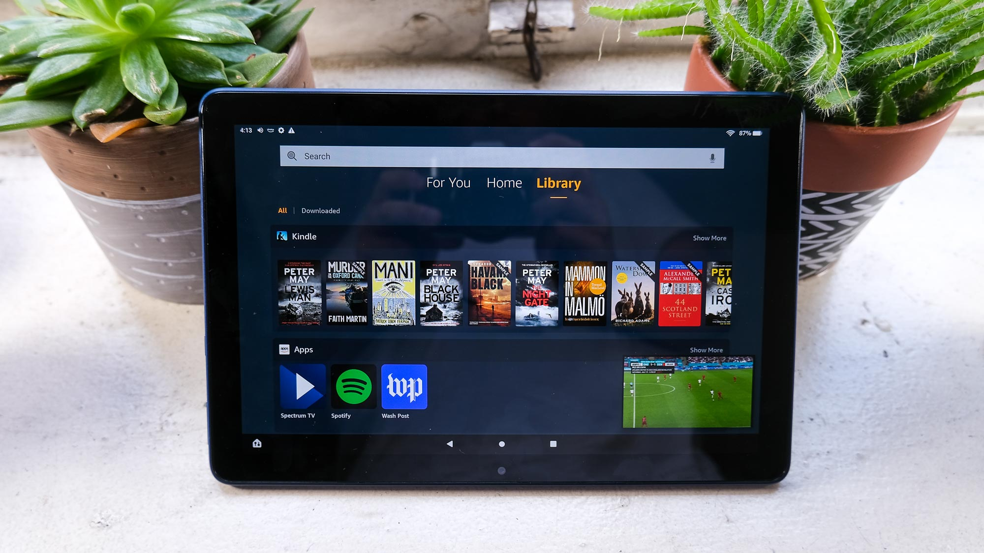 Amazon Fire HD 10 (2021) review