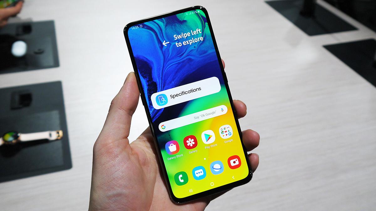 Samsung Galaxy A90 5G Resmi Dirilis dengan Snapdragon 855 & Modem X50