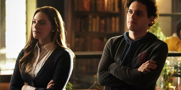 Legacies Season 1 Hope and Landon The CW