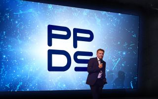Chris Colpaert discusses Philips' rebrand to PPDS.