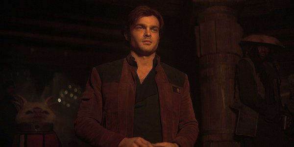 New Solo: A Star Wars Story Scene Has Han Facing An Imperial Tribunal