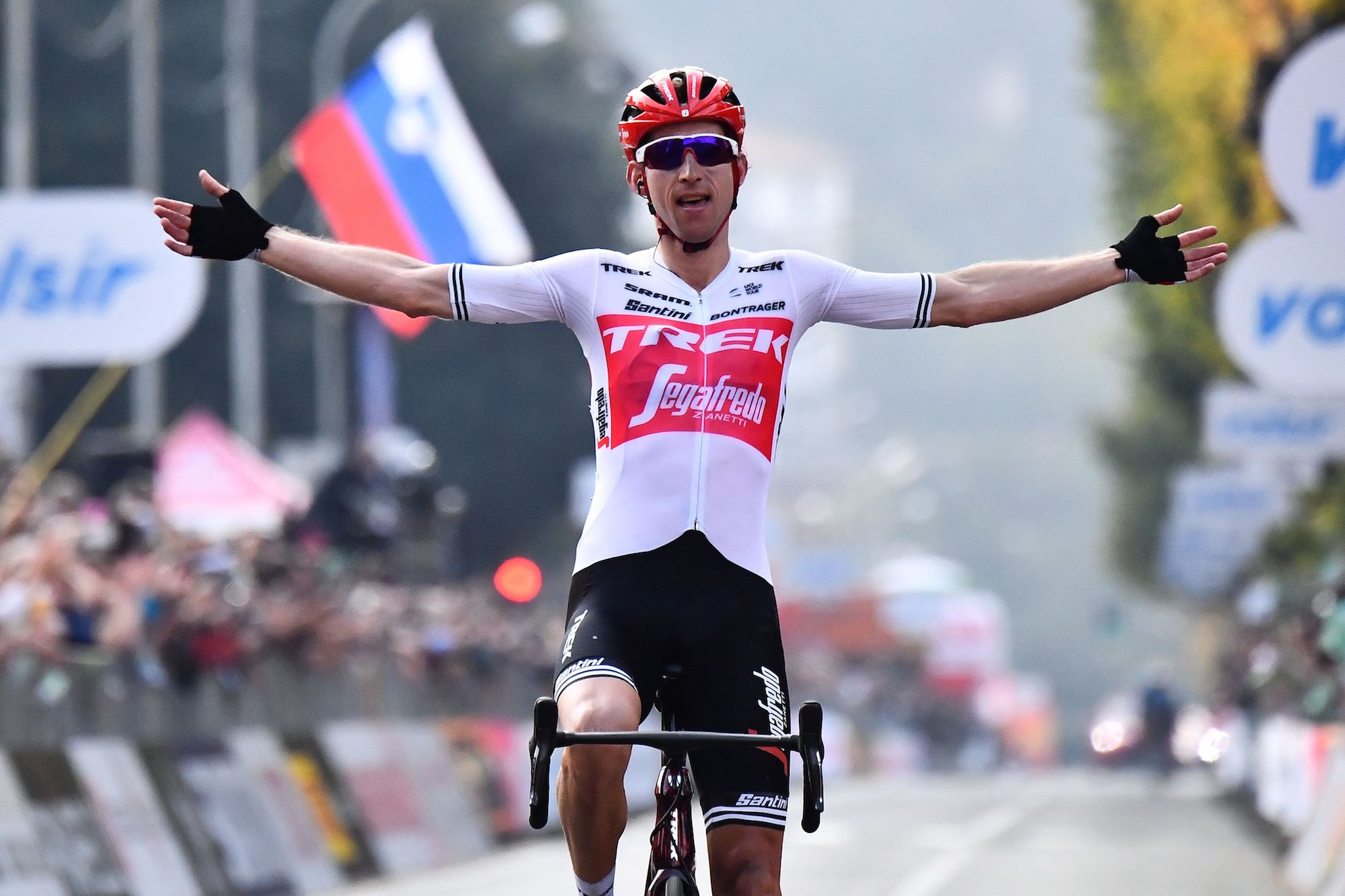 Bauke Mollema wins first Monument with Il Lombardia 2019 victory