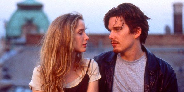 Julie Delpy, Ethan Hawke - Before Sunrise