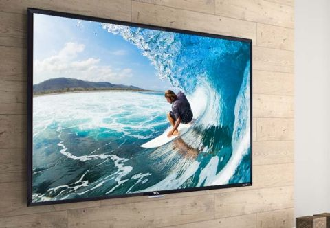 TCL 50UP130 Roku TV Review: Great Streaming Options, Not-So-Great
