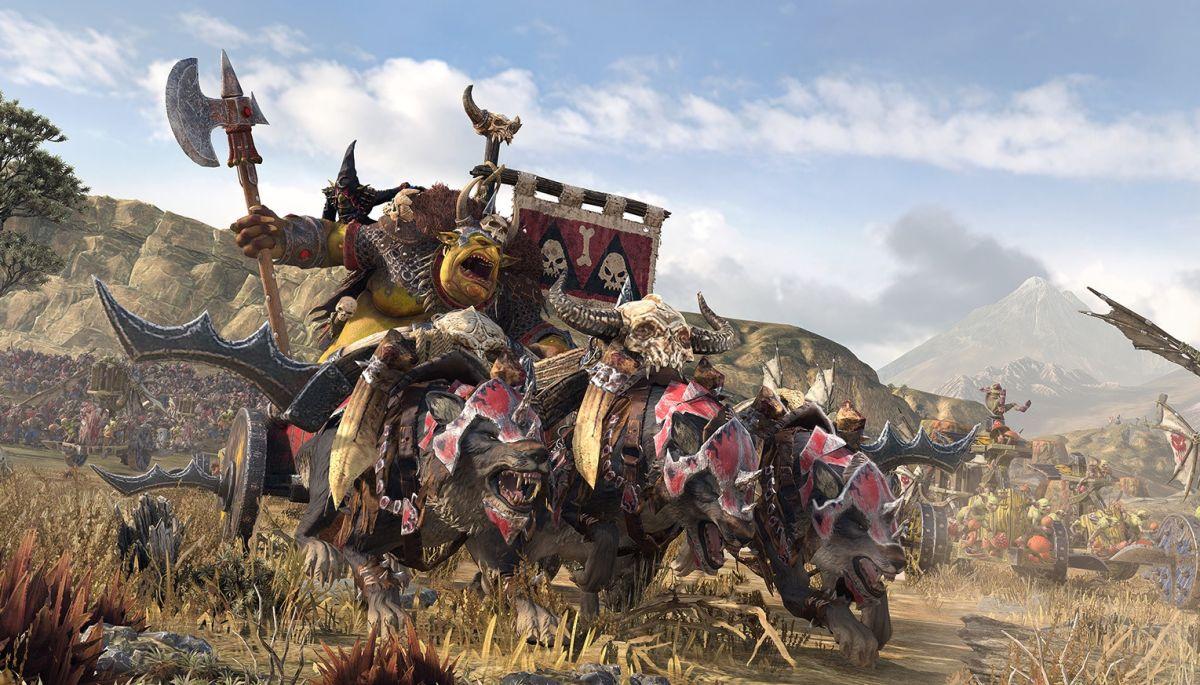 Total War: Warhammer 2 now has a dabbing goblin named Niblet