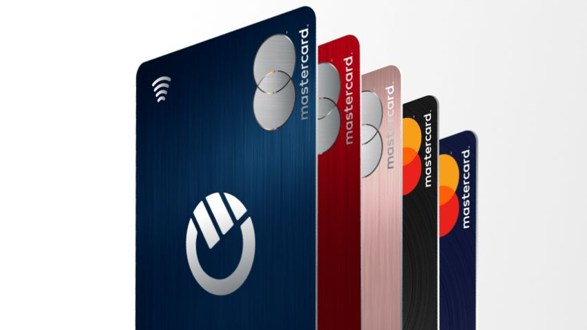 Curve follows Apple with its new number-less metal credit cards