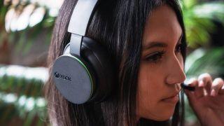 Xbox Wireless Headset update