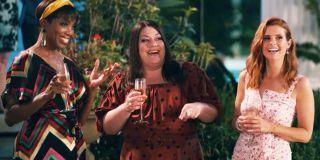 JoAnna Garcia Swisher, Heather Headley, and Brooke Elliott in Sweet Magnolias