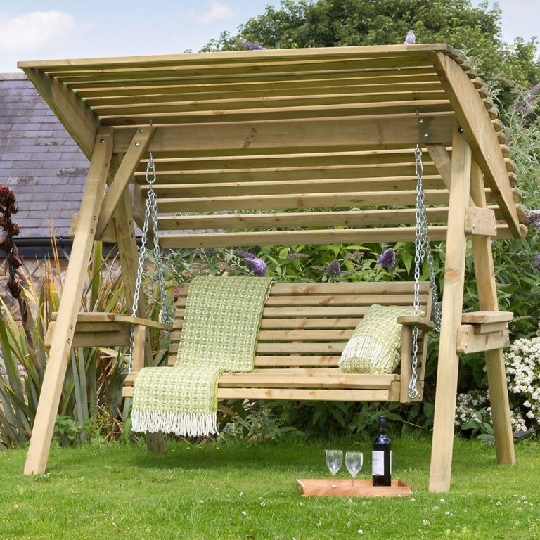 best garden swing seat