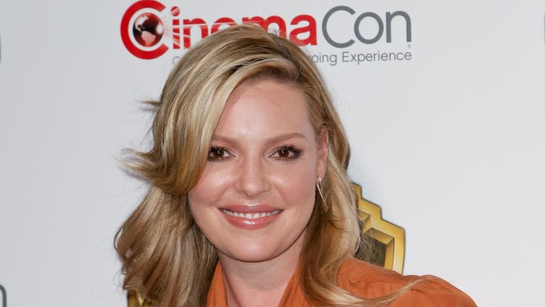 """LAS VEGAS, NV - MARCH 29: Actress Katherine Heigl attends Warner Bros. Pictures """"The Big Picture"""", an exclusive presentation of our upcoming slate at The Colosseum at Caesars Palace during CinemaCon 2017 on March 29, 2017 in Las Vegas, United States. (Photo by Tibrina Hobson/Getty Images)"""