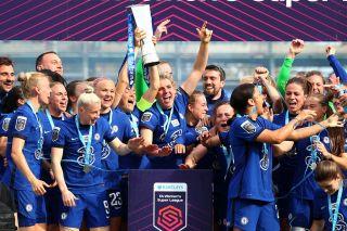 Chelsea Women's squad