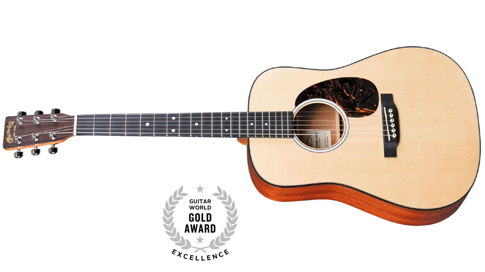 Review: Martin's new DJr-10E Dreadnought Junior is the perfect
