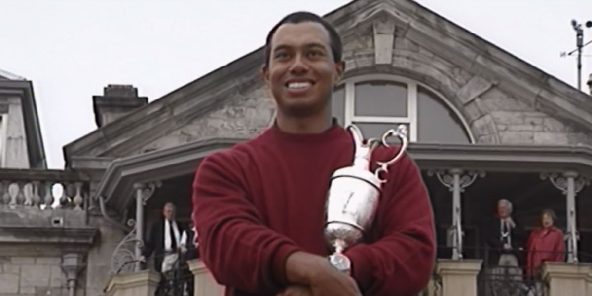 Tiger Woods in HBO documentary Tiger