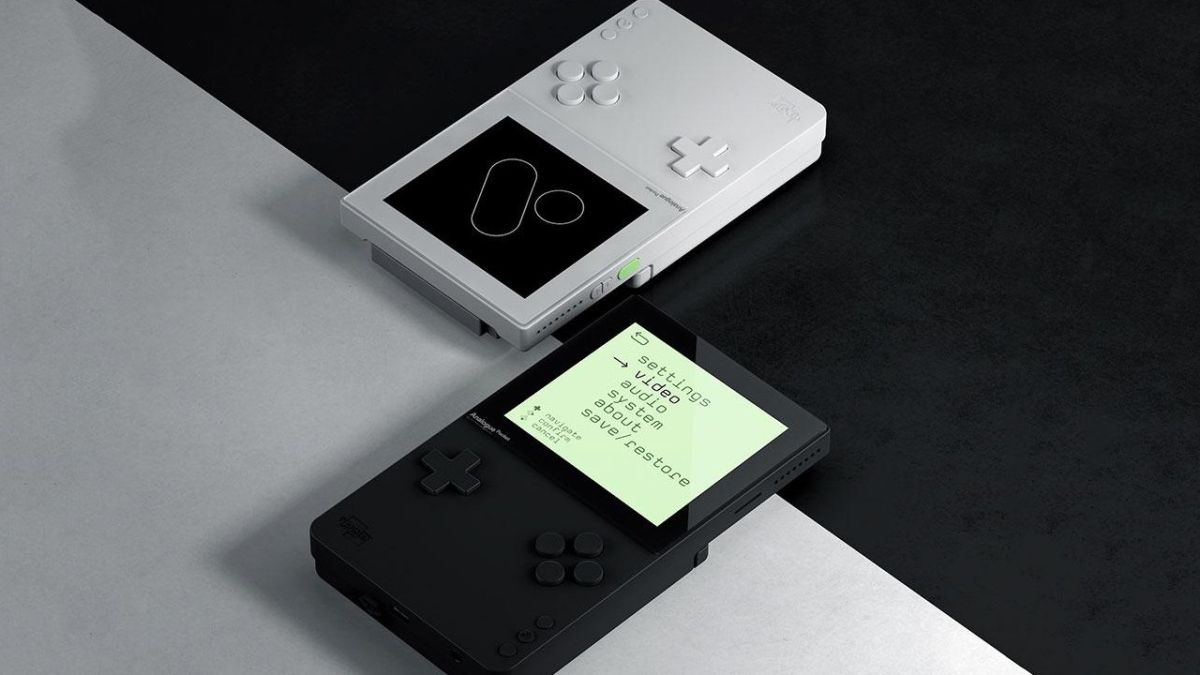 Can a console be sexy? Ask this hipster homage to the Nintendo Game Boy