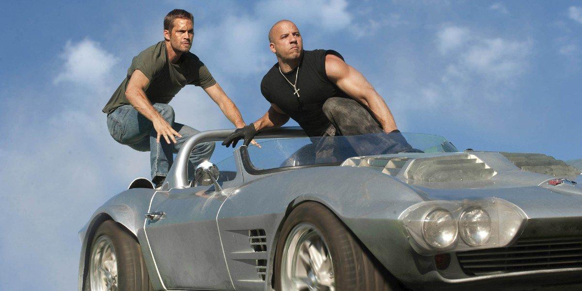 Paul Walker, Vin Diesel - Fast Five