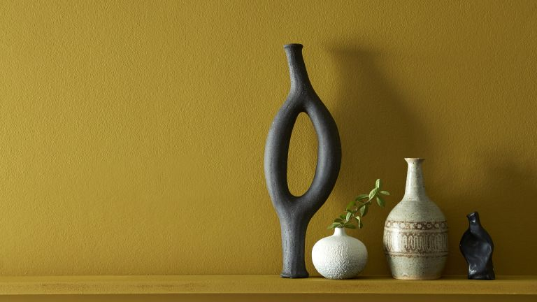 Homes & Gardens Color of the Month, Zoffany's Tigers Eye