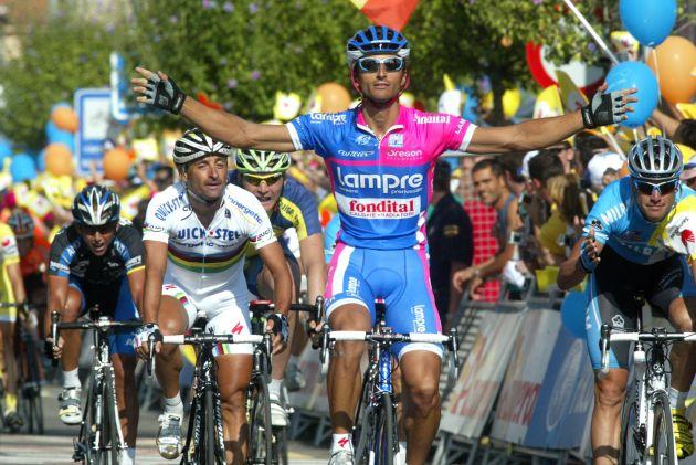 Tour of Spain 2007 st17 Bennati