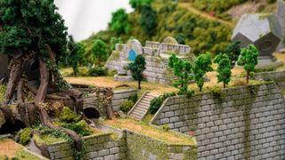 Fantasia 3D Diorama