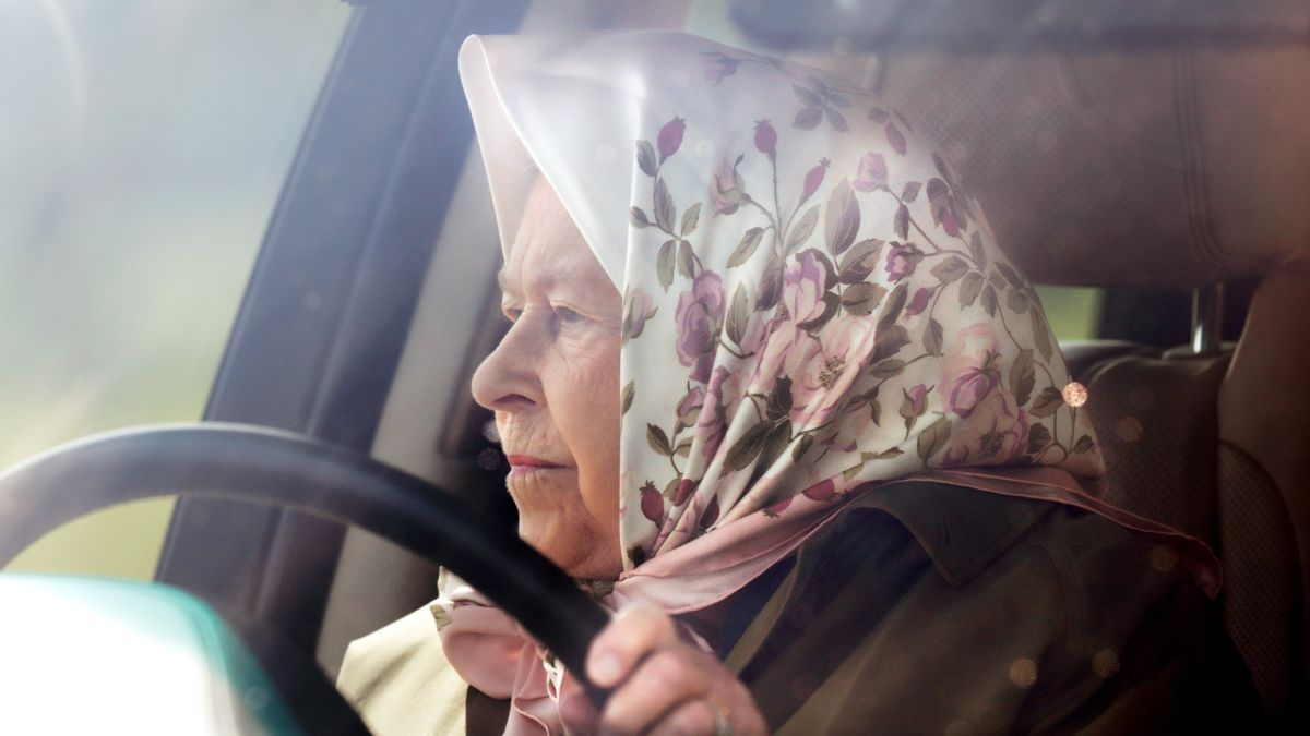 The Queen doesn't stop for red lights for this important reason