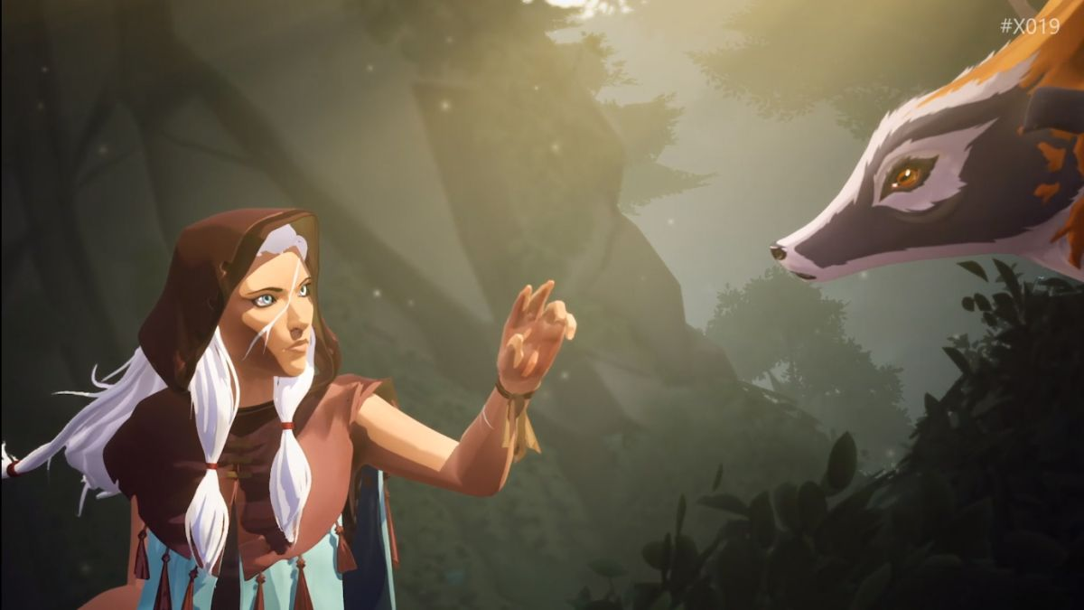 Everwild is a new adventure from Rare