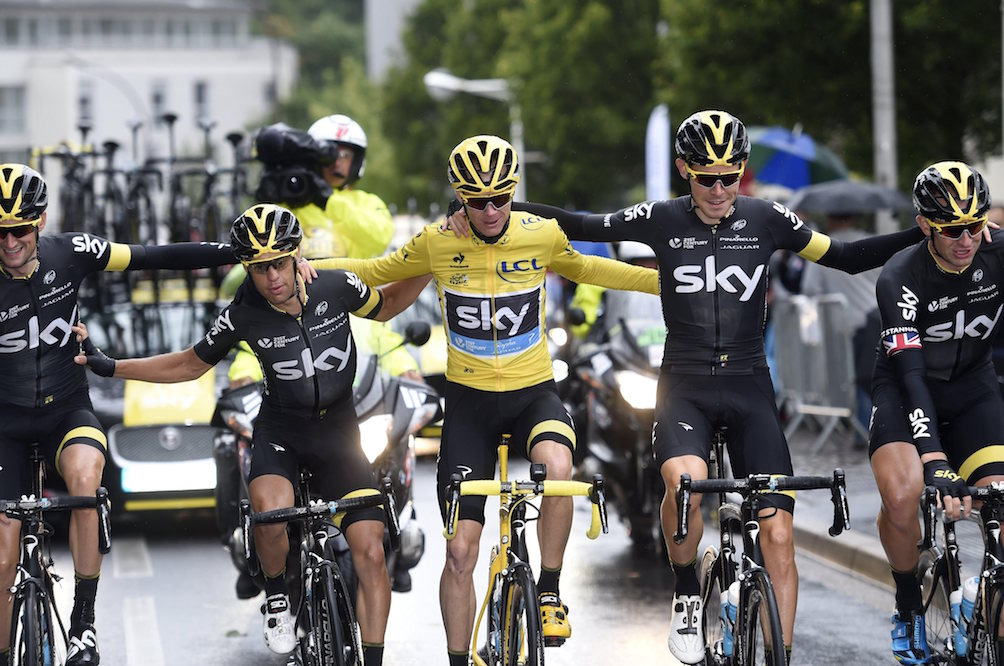 Team Sky and Rapha announce end to partnership - Cycling Weekly ed83b6507