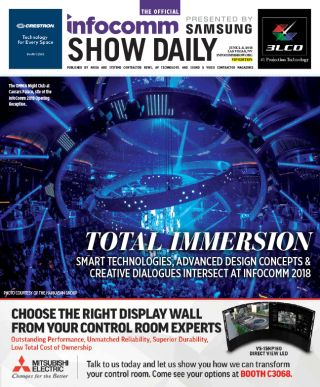 InfoComm 2018 Show Daily—VIP Edition