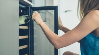 DIY smart home: Why I bought a wine fridge — and you should, too