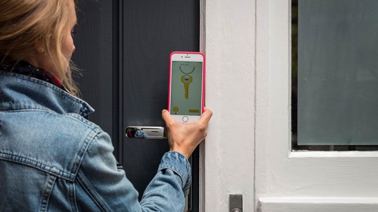 The best smart lock 2019: enhance home security and more with a keyless solution | Real Homes