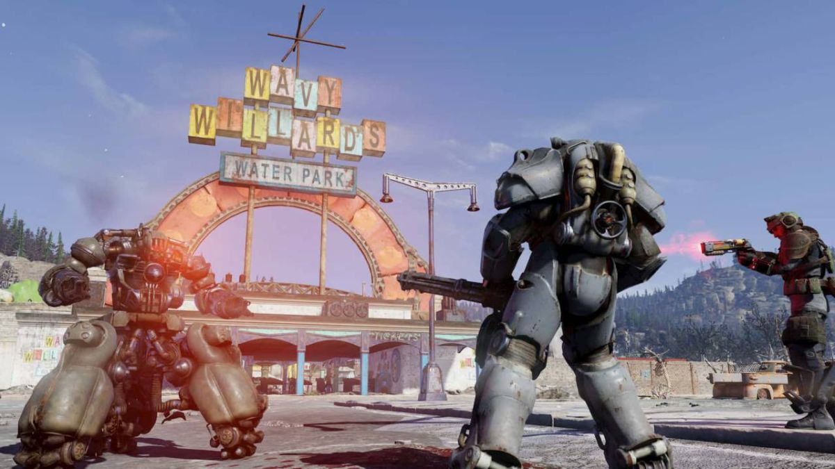 Fallout 76 private servers are coming next week