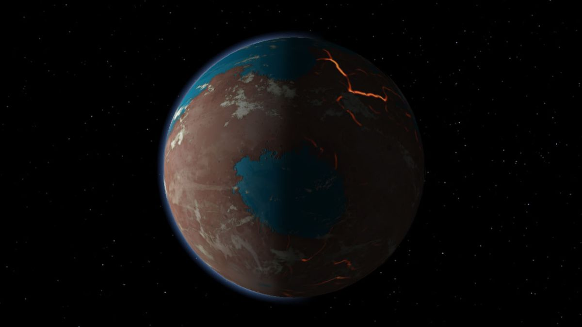 Mars took way longer to form than we thought, ancient impacts reveal