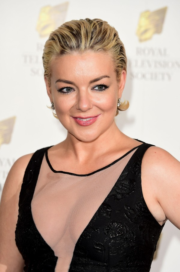 Sheridan Smith at a red carpet event