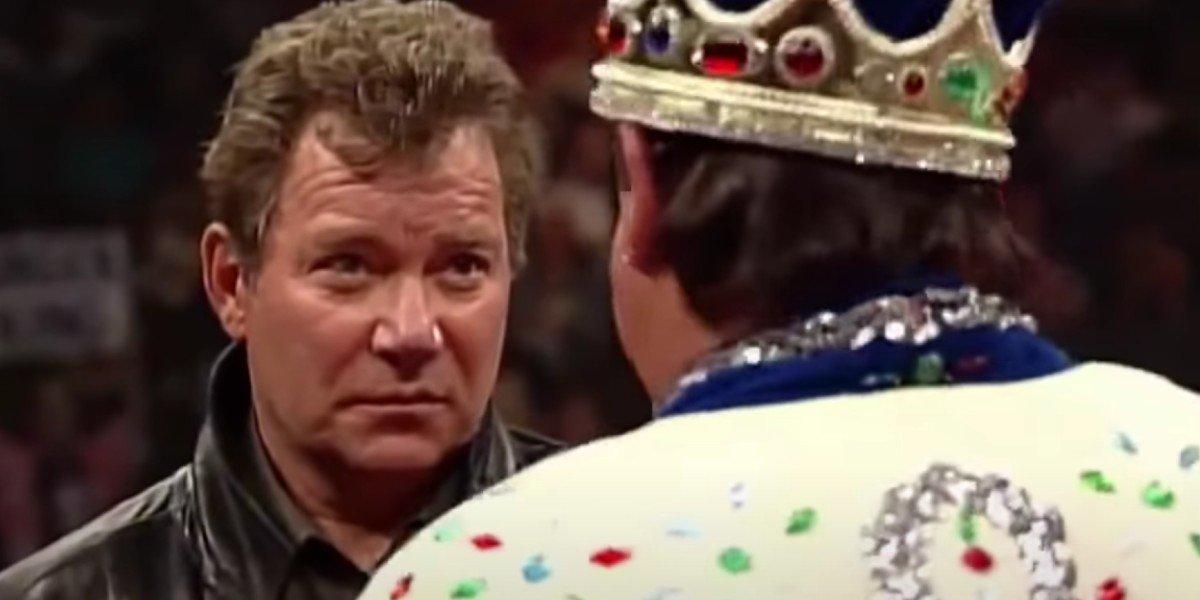 William Shatner WWE