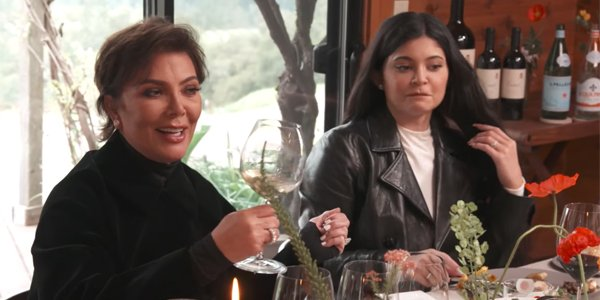 Screenshot from Keeping up with the Kardashians