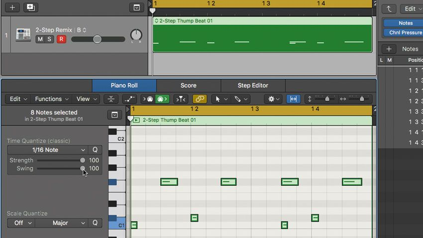 How to add swing to your beats in Logic Pro and Ableton Live