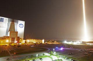 SpaceX Crew Dragon Launch Heralds 'New Era in Spaceflight,' NASA Chief Says