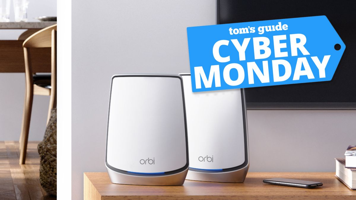 Best Cyber Monday mesh router deals