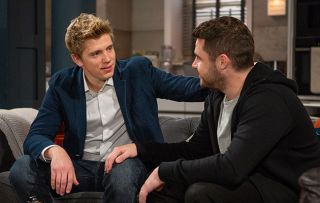 'Robron' were a huge hit with fans - but it seems Aaron is now moving on...