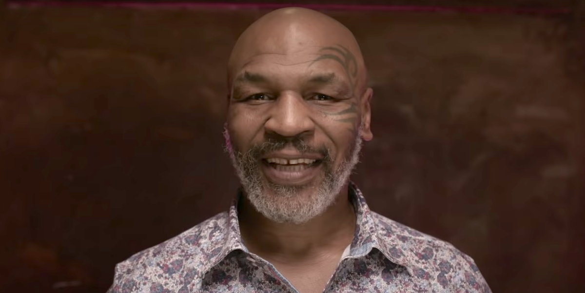 Mike Tyson Is Apparently Taking On A Shark For Discovery Channel's Shark Week