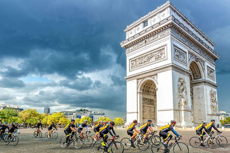 Bloodwise London to Paris