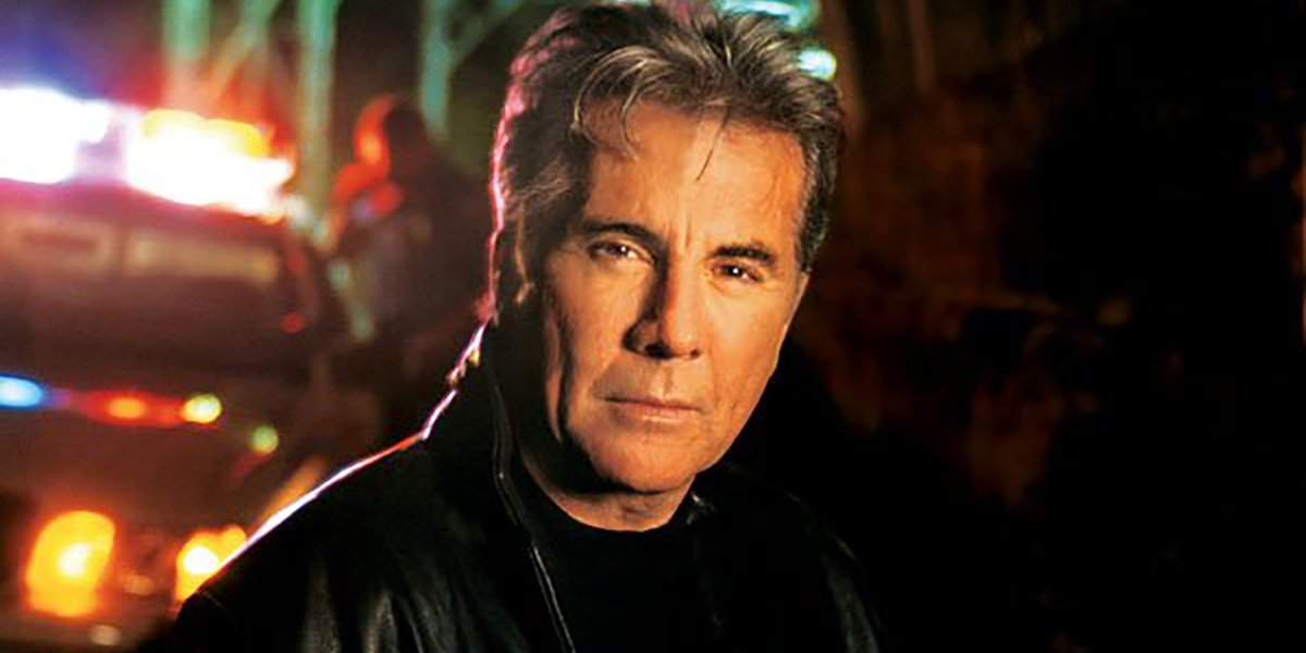John Walsh on America's Most Wanted