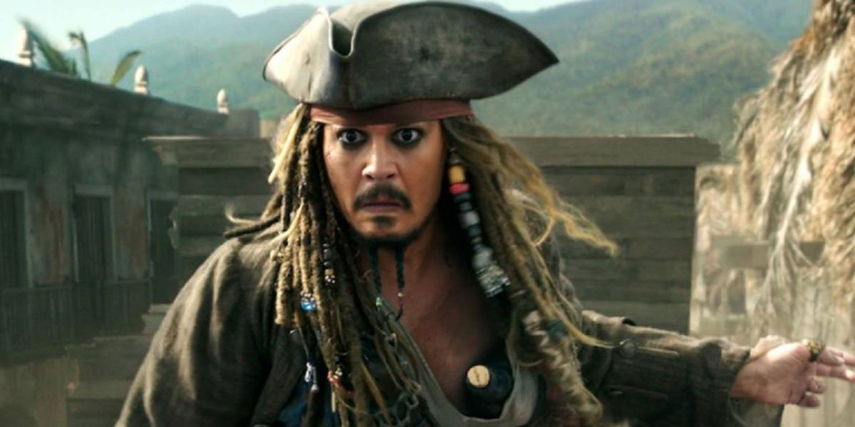Johnny Depp in Pirates of the Caribbean 6?