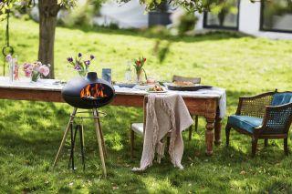 a Morsø forno grill