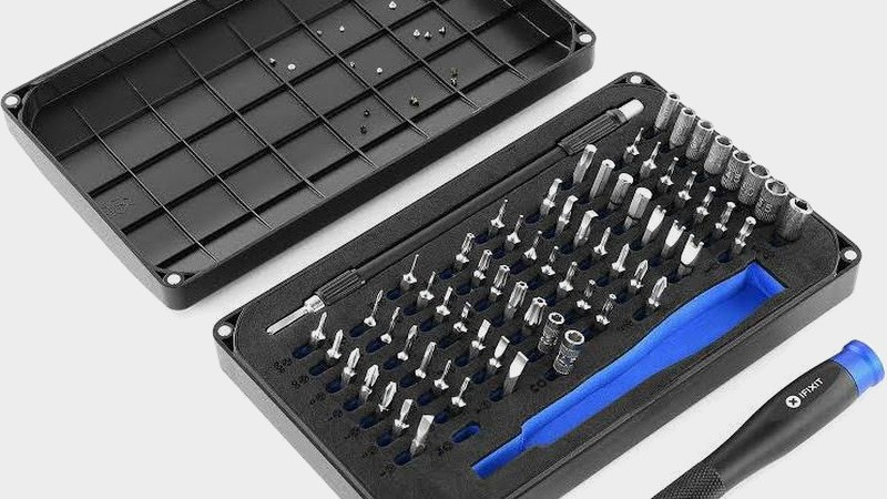 This iFixit 64-bit driver kit is just $16 from Fry's and Google Express