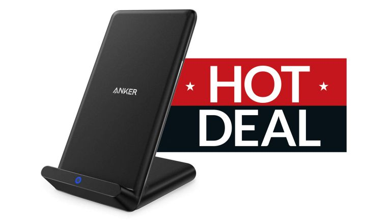 Phone deals Anker wireless charger qi iPhone Android Q
