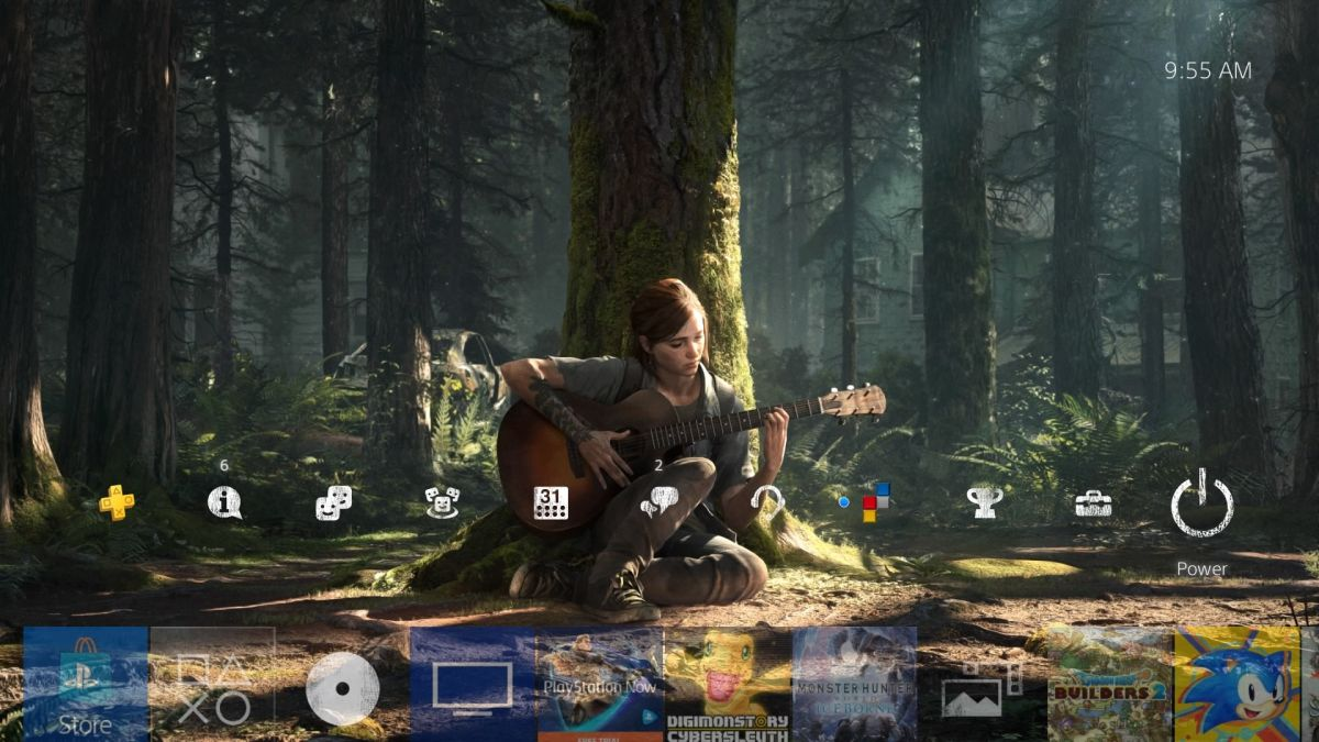 Get This Stunning The Last Of Us 2 Dynamic Ps4 Theme For Free Gamesradar