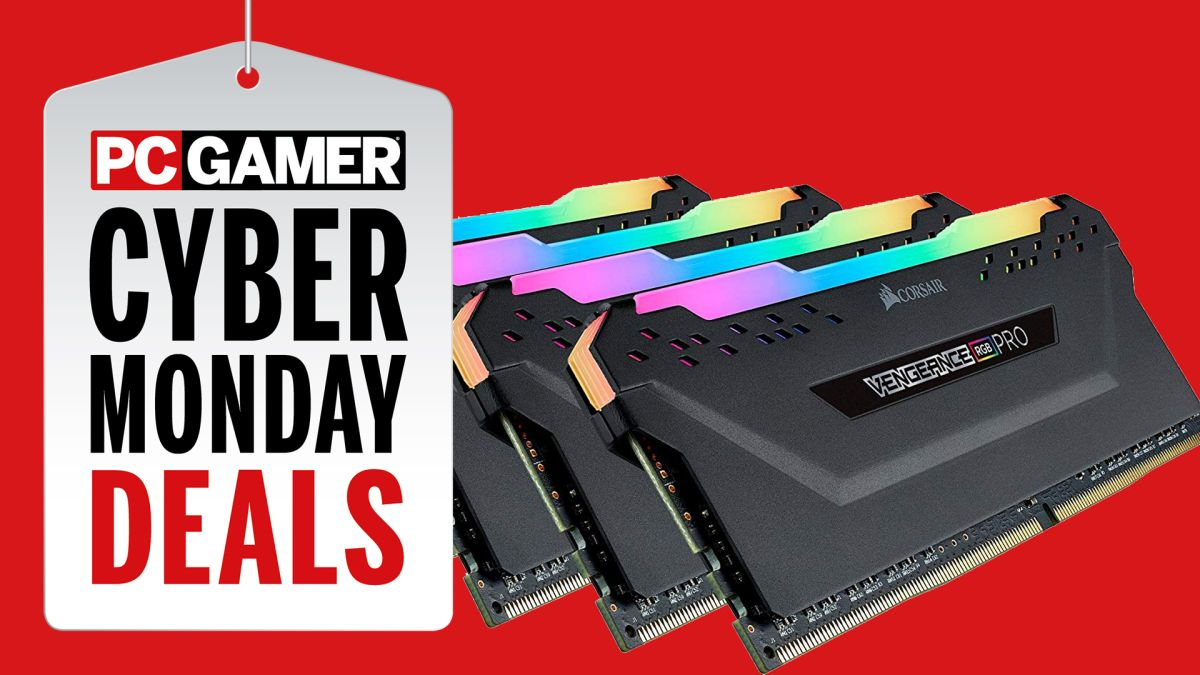 Cyber Monday Ram Deals 2019 Pc Gamer