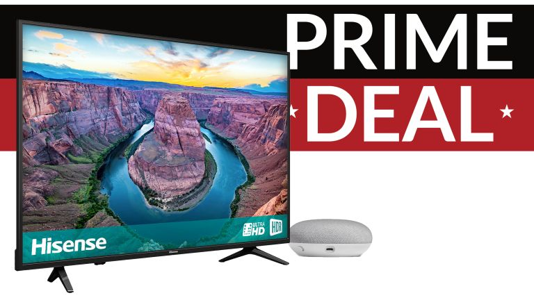 Amazon Prime Day AO Hisense TV Deal